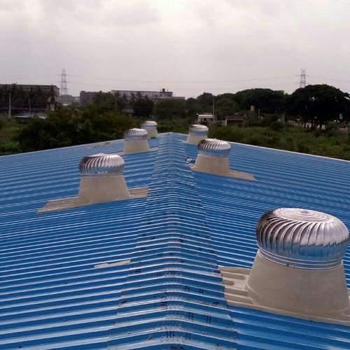 Industrial Turbo Ventilators