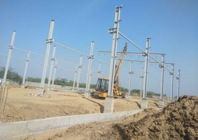 pre engineered building in gujarat