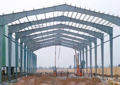 pre engineered steel buildings manufacturer