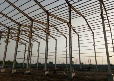 peb structure manufacturer,